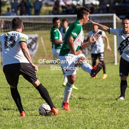 Ferro Carril 0 - Salto Nuevo 0: en la línea (10a Fecha Clausura 2016)