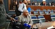 Trevor Louw and Neville Higgins' councillors of wards 35 and 37 respectively' were the only DA councillors who turned up at the Nelson Mandela Bay council meeting on September 7 2018