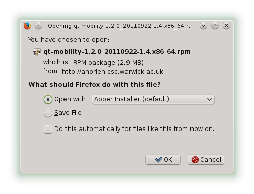 Plasma Media Center on openSUSE 13.1