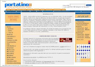 Photo: 2003 - Portalino v.3.0 www.portalino.it