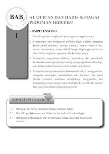 Download Buku Siswa Kelas 7 MTs Al-Qur'an Hadis Revisi 2014 For PC Windows and Mac apk screenshot 3