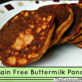 Grain Free Buttermilk Pancakes