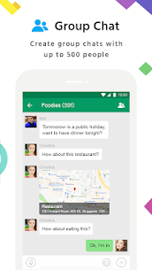 MiChat – Free Chats & Meet New People apk download 2