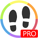 Pedometer for health care Pro icon