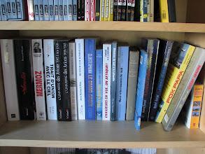 Photo: Livres d'aventures et de portraits