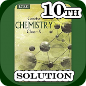 ICSE Class 10 Chemistry Selina Publishers Solution