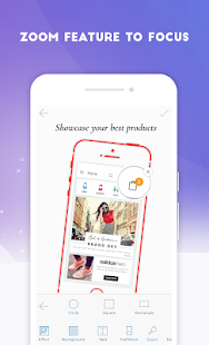 AppWrap :  App Screenshot Mockup Generator Screenshot