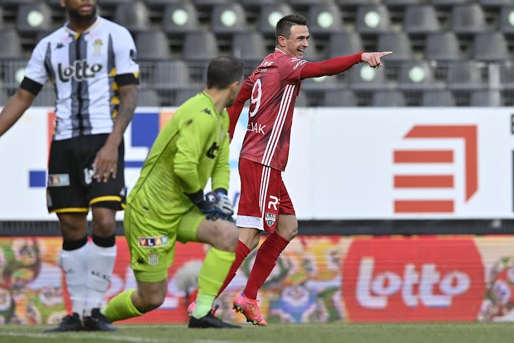 Turbulente dag eindigt met nederlaag voor Charleroi: Prevljak maakt het verschil