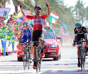 OFFICIEEL: Lotto Soudal beloont tweevoudige ritwinnaar van afgelopen Vuelta met nieuw contract tot en met 2020