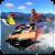 Superhero Speed Boat Racing: 3D Mega Ramp Stunts file APK Free for PC, smart TV Download