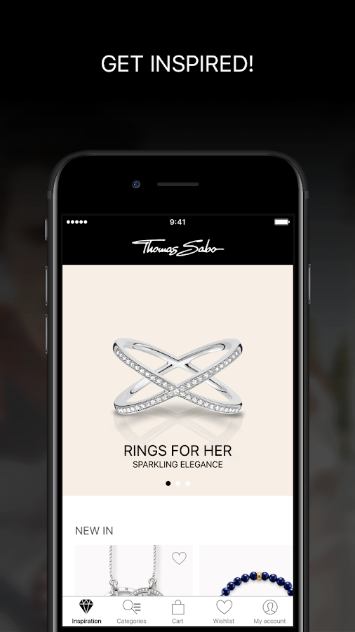 THOMAS SABO - Jewellery and Watches- screenshot
