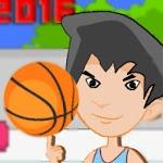Basketball throw 2017 Icon