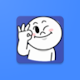 Download Funny Sticker for WA For PC Windows and Mac