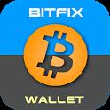 Bitcoin Wallet - Bitfix icon