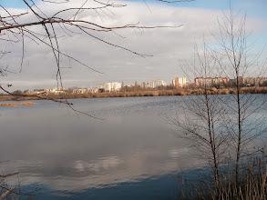 """Photo: idę na Hubertusa spoglądając na Sosnowiec i """"trójkę"""""""