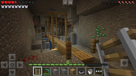 Minecraft: Pocket Edition (MOD) v1.0.4.11 Mod  APK 6