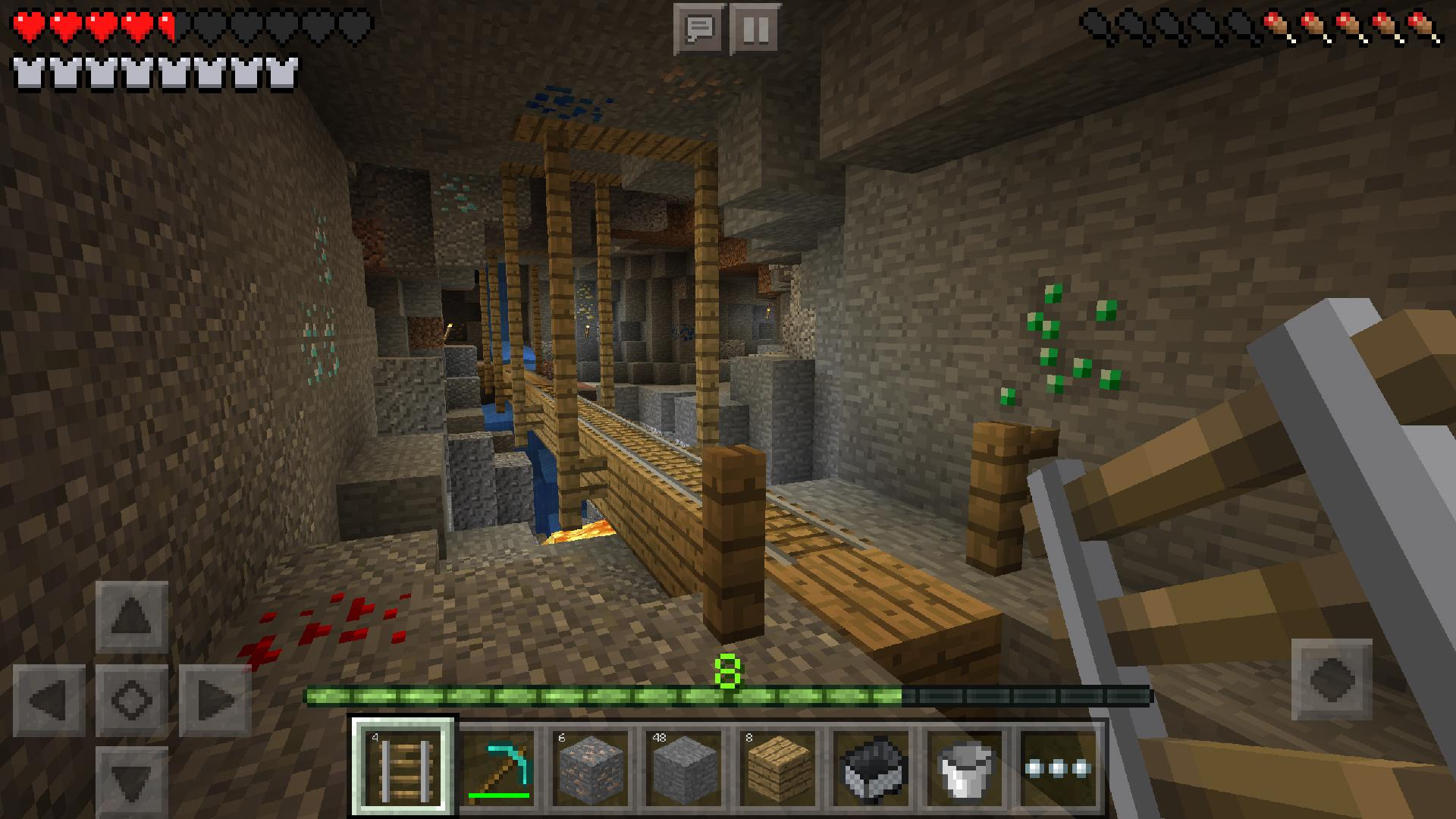 Minecraft: Pocket Edition screenshot #7