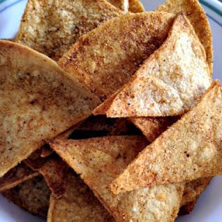 "Gluten Free, Healthier ""Doritos"" Recipe - 21 Day Fix Approved"