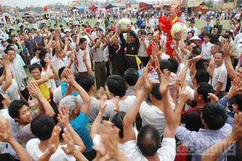 Du lịch Bắc Giang mùa lễ hội