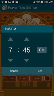 Auto Silence at Prayer's Time- screenshot thumbnail