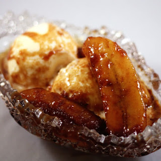 New Orleans Style Bananas Foster
