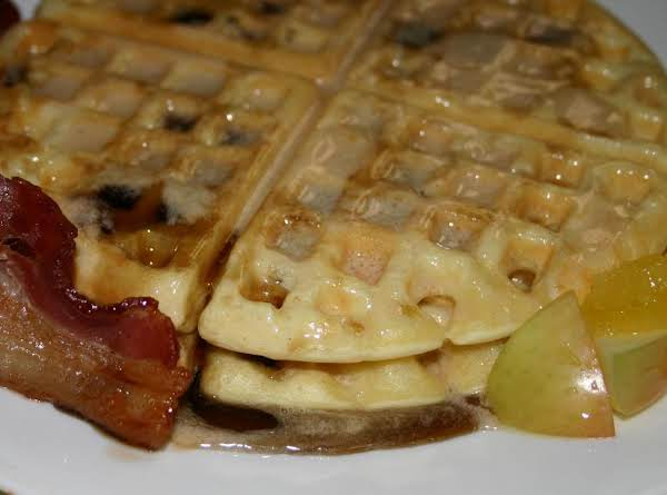Dutch Cream Waffles With Maple Honey Butter Just A Pinch Recipes