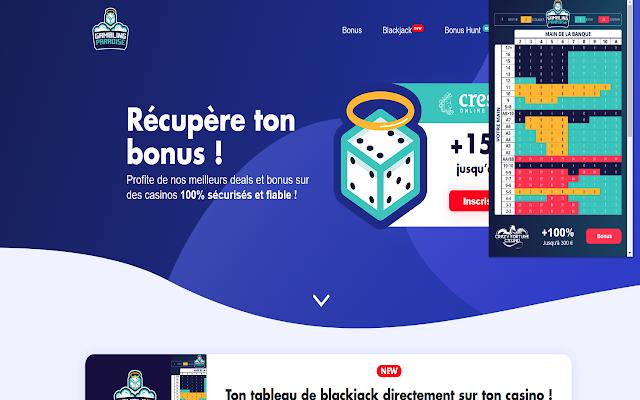 Gambling Paradise   Blackjack