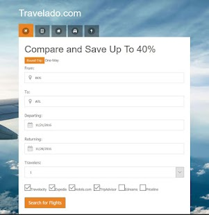 Cheap Flights- screenshot thumbnail