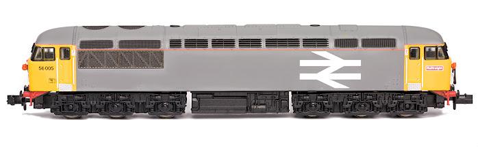 Photo: ND203A Class 56