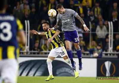 RSC Anderlecht hoopt dat AEK Athene één miljoen euro zal betalen voor Ognjen Vranjes