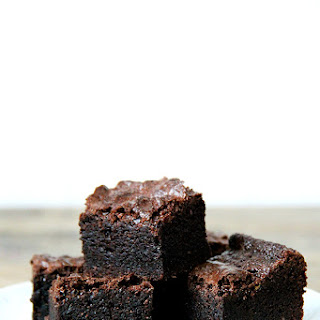 Fine Cooking's Rich, Fudgy Brownies.