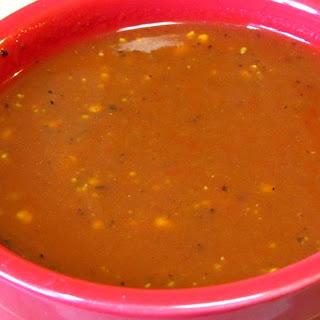 Homemade BBQ Sauce (Low Carb Recipe).