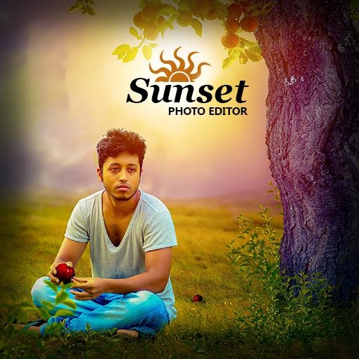 Sunset Photo Editor HD