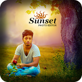 Sunset Photo Editor HD