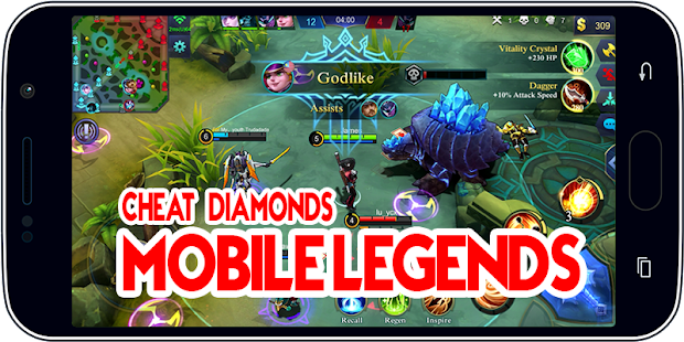 Cheat Diamonds Mobile Legends Guide - náhled