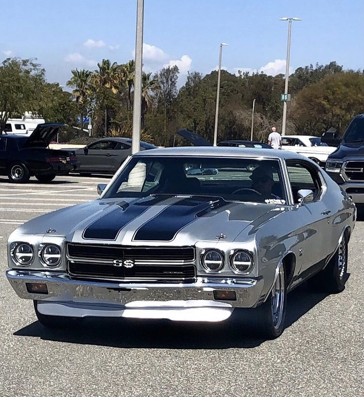 1970                                              Chevelle SS 454 Hire Los Angeles