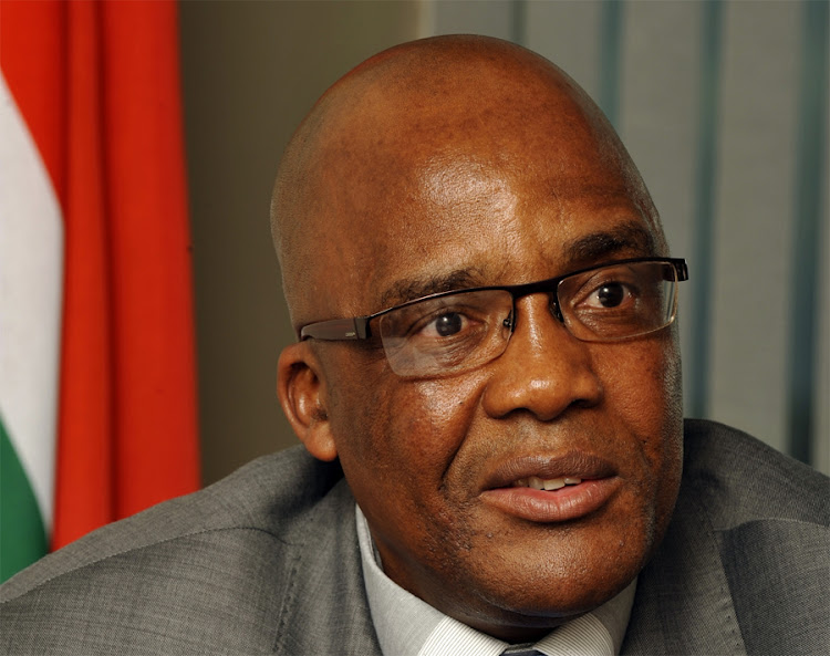Health Minister Aaron Motsoaledi. Picture: FINANCIAL MAIL
