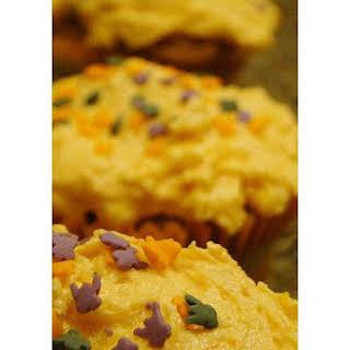 Pumpkin Chocolate Chip Cupcakes.