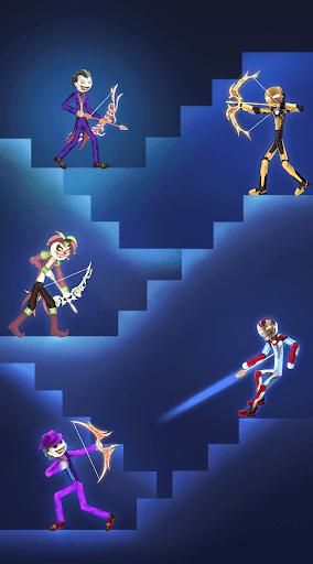 Stick Z Bow - Super Stickman Legend  screenshots 12