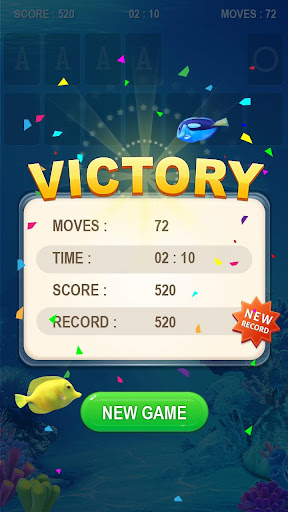 Solitaire - Fish screenshot 13