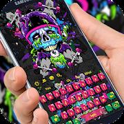 Color Reaper Graffiti Keyboard Theme