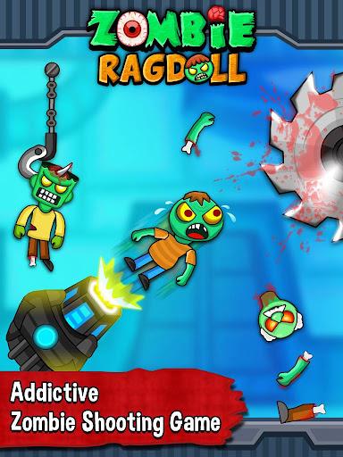 Zombie Ragdoll screenshot 11