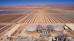 Proyecto de desaladora en Marruecos alimentada con energía solar