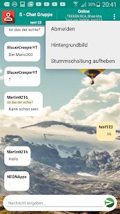 S - Chat Messenger - náhled