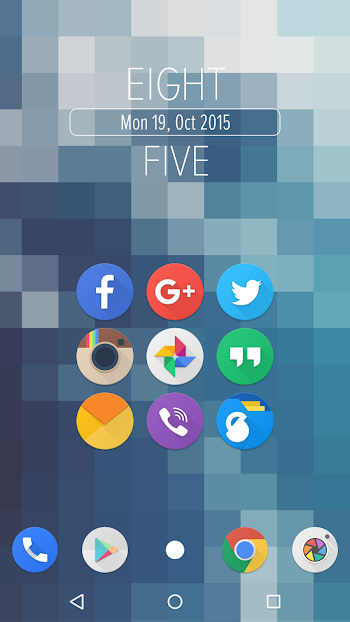 Dives - Icon Pack- screenshot