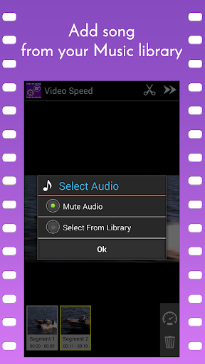 Video Speed Slow Motion & Fast 1.79 screenshots 5