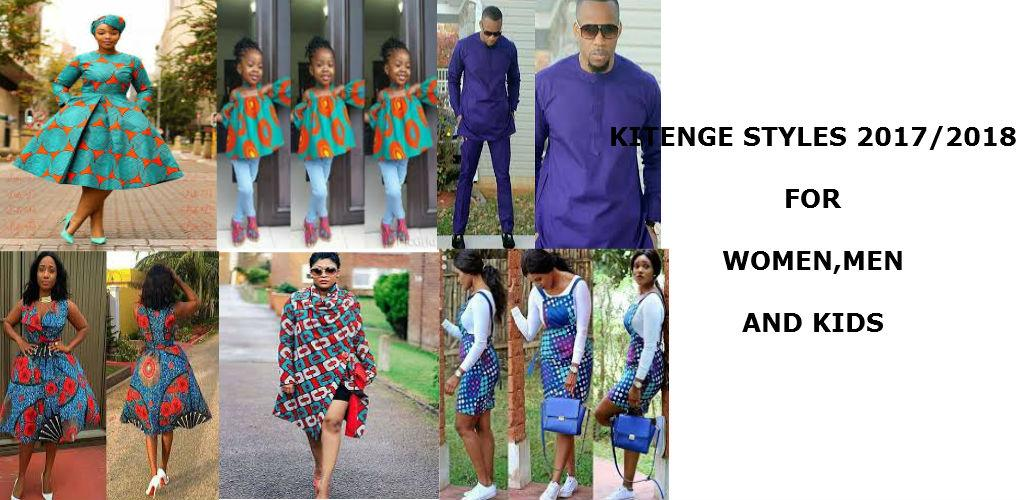 Download KITENGE STYLES 2018/2019 APK Latest Version App