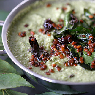 Sweet Coconut Chutney Recipes