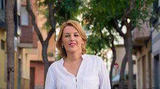 Sonia Ferrer, diputada del PSOE de Almería en el Congreso.