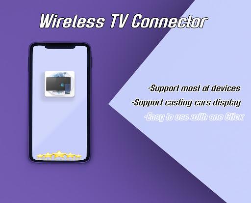 Wireless TV Connector 8.0 screenshots 1